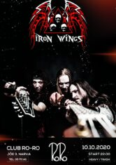 IRON WINGS